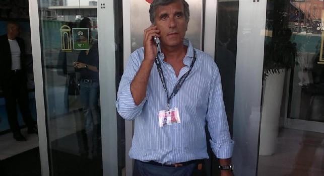 Zola, l'agente: Insigne mi ricorda molto Gianfranco al Parma. San Paolo? Vengo perquisito ogni volta