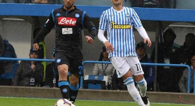 UFFICIALE - La Lazio cede alla SPAL il cartellino di Murgia