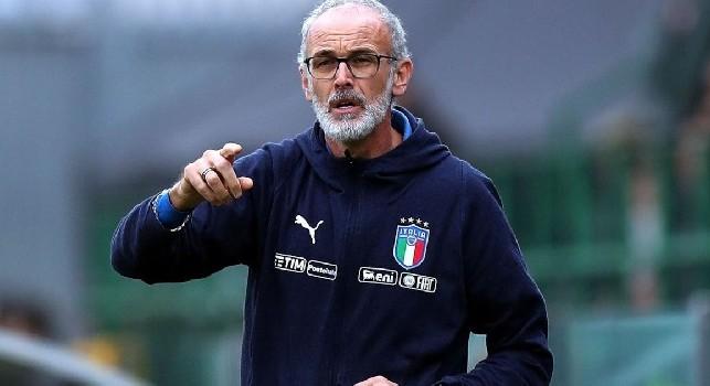 Italia U20, i convocati di Nicolato: nessun calciatore del Napoli per il Mondiale in Polonia