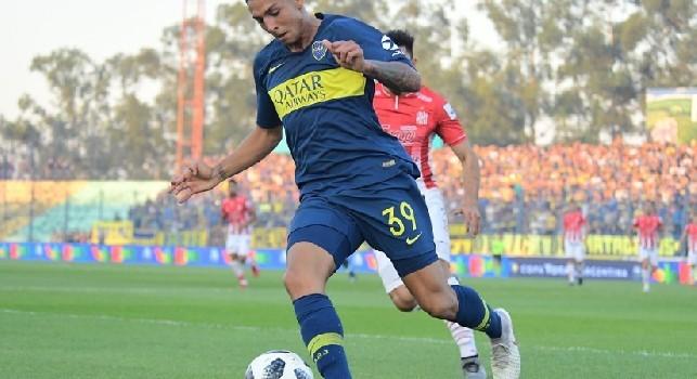 Dall'Argentina, Arevalo: Almendra al Napoli? Dal punto di vista verbale credo che i due club siano d'accordo su tutto