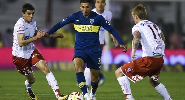Tuttosport - Napoli intenzionato a chiudere l'affare Almendra prima del Mondiale, c'è da accordarsi con il Boca