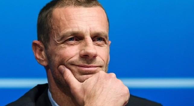 UEFA, Ceferin: Il calcio non fa eccezione dopo l'anno del covid, ci sono tre lezioni importanti per il futuro