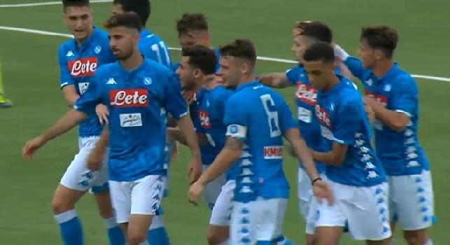 Napoli-Fiorentina 2-2 (8' Gaetano, 19' Palmieri rig., 60' Dutu, 61' Meli rig.): termina la partita! Black out fatale degli azzurri