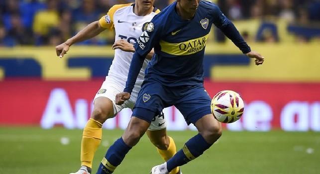 Boca Juniors, Burdisso: Il Napoli ha migliorato la sua offerta per Almendra, anche altri club su di lui