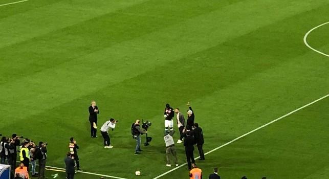 Koulibaly premiato come miglior difensore del campionato: applausi a scena aperta per il centrale azzurro [FOTOGALLERY CN24]