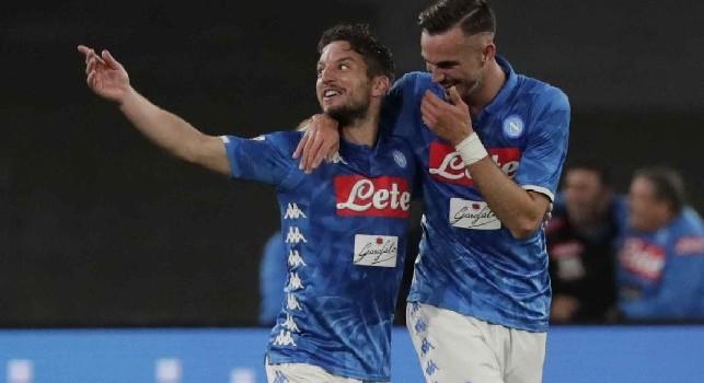 SSC Napoli - Nove azzurri convocati con le rispettive Nazionali