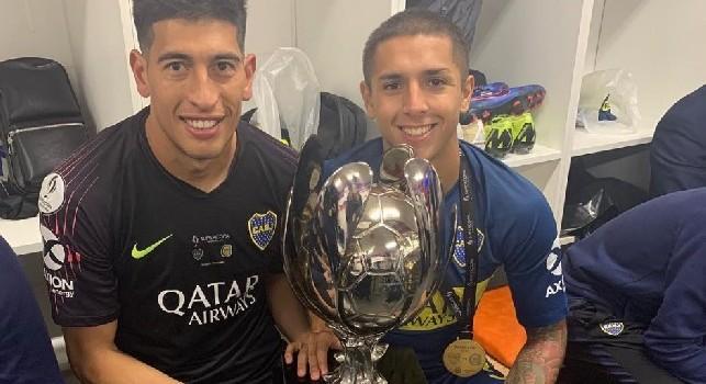 Almendra-Napoli, dall'Argentina: Siamo ai dettagli col Boca! Ma è in arrivo l'offerta ufficiale del Monaco