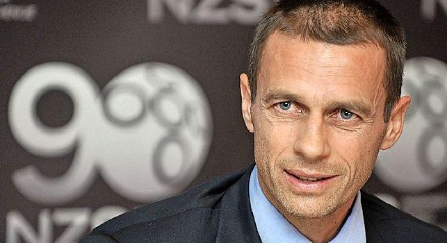 Chiariello: Le ultime decisioni di Ceferin e della UEFA meritano un plauso