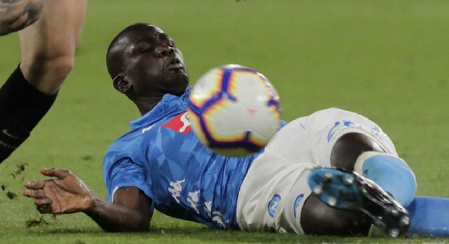 RAI - Il Napoli rifiuterà qualsiasi offerta per Koulibaly, Allan potrebbe partire: i dettagli
