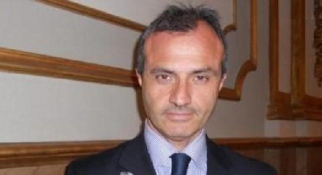 Sparnelli annuncia il prossimo acquisto di ADL: Benvenuto a Napoli!