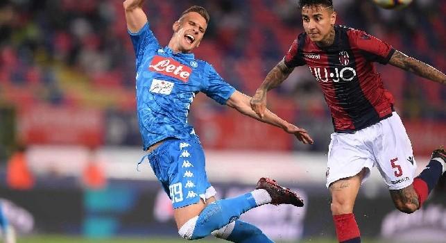 Corriere di Bologna - Il Napoli molla Pulgar e punta tutto su Elmas del Fenerbahce