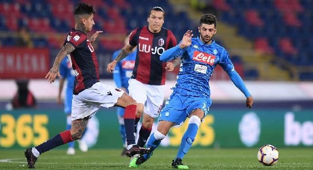 Cagliari e Parma hanno chiesto Luperto al Napoli, ma per Giuntoli ed Ancelotti è incedibile. Chiriches è l'indiziato a partire [ESCLUSIVA]