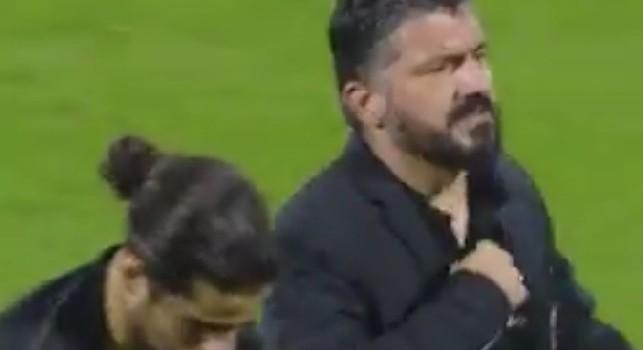 Gattuso, SPAL-Milan