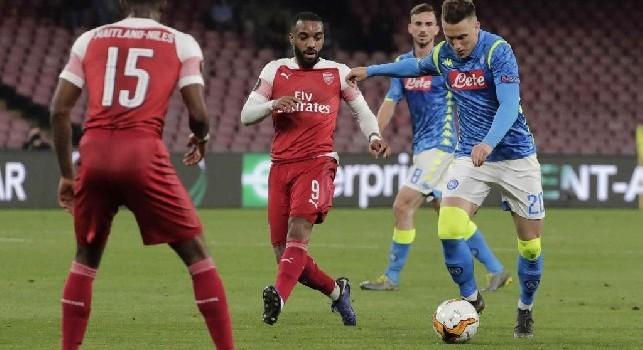Come abbiamo fatto a non segnare all'Arsenal. I tifosi del Napoli si scatenano dopo la goleada di Sarri