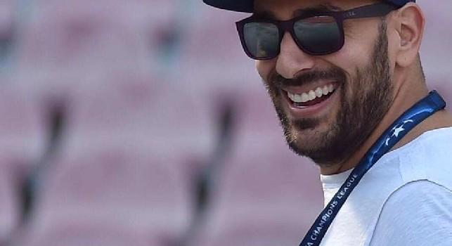 Se ti danno 7 mln per fare lo speaker della Juve ci vai corsa!, Decibel Bellini replica: Resto gratis al Napoli! [FOTO]