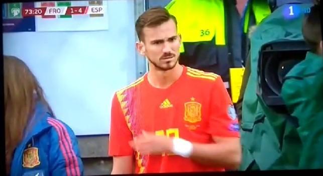 Spagna-Svezia 3-0, esordio e assist per Fabian: 90 minuti per lui [VIDEO]