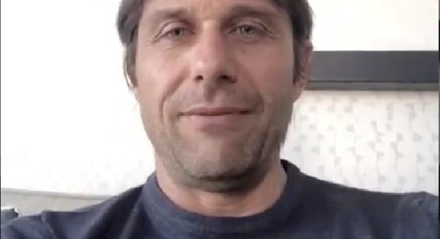 Conte, il messaggio di auguri per Ancelotti: Meriti ancora tante vittorie [VIDEO]