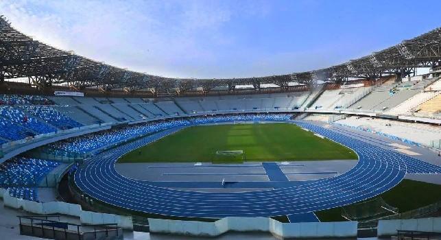 San Paolo, lo stadio del Napoli cambia pelle: proseguono i lavori, ma che colpo d'occhio! [FOTOGALLERY]