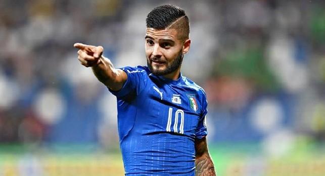 Insigne show in Nazionale, la SSC Napoli esulta: Mamma mia Lorenzo! [FOTO]