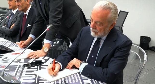 De Laurentiis: James vuole il Napoli, lo scoglio è il Real con le sue pretese elevate. Rodrigo? Preferisce la Spagna, ce l'ha detto. No allo scambio Icardi-Insigne, la verità su Elmas