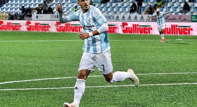 Sky - Offerta per Mota Carvalho dell'Entella: potrebbe essere girato in prestito al Bari, sul calciatore anche la Juventus
