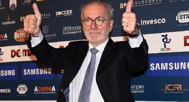 Lega Pro, Ghirelli sul Bari: Progetto apprezzabile ma in C dovrà lottare