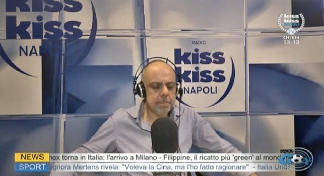 De Maggio: Totti lascia la Roma per non fare il pupazzo, Sarri ha accettato di fare il pupazzo nel palazzo