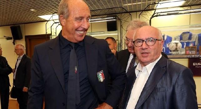 """Tavecchio punge Ventura: Peccato che Insigne e Jorginho non vennero considerati"""""""