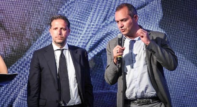 De Magistris: Vincere contro la Juve di Sarri e Higuain sarebbe un orgasmo