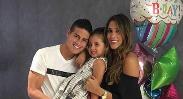 As, Cornago: James andrà al Napoli, non ci sono dubbi. Zidane non vuole neanche vederlo, apprezza molto Fabian