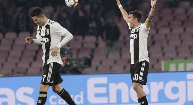 Juventus, arriva il 'like' di Dybala contro Ronaldo e Allegri [FOTO]