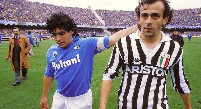 Platini arrestato per corruzione, Maradona non si sbagliava: Lui e Blatter si spartiscono denaro dal 1998