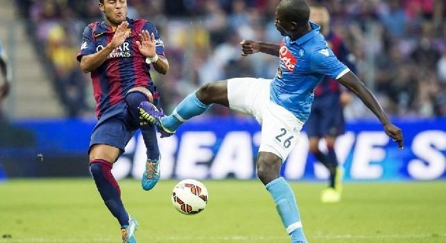 UFFICIALE - Doppia amichevole Napoli-Barcellona negli Usa: 7 a Miami e 10 Detroit