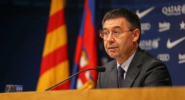 Barcellona, Bartomeu: Inaccettabile il comportamento di Arthur, non vuole aiutarci nel finale di stagione. Aperto un procedimento