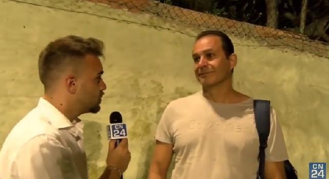 Andre Cruz: Zico era  il mio modello per le punizioni, sono legatissimo a Napoli: ho dei ricordi unici! La città mi è rimasta nel cuore, l'ultimo anno il più brutto