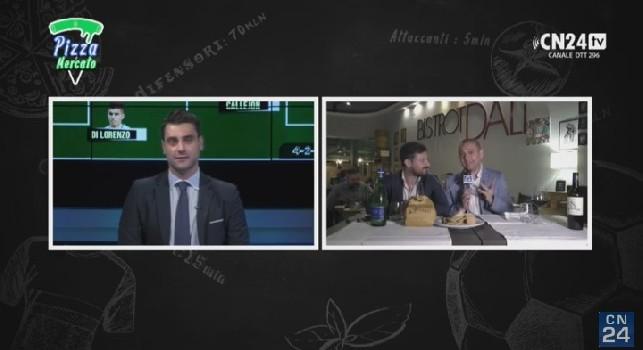 RIVEDI DIRETTA - <i>Pizza & Mercato</i> alle 21 su CalcioNapoli24 Tv: le ultime su Llorente, Albiol e Veretout [VIDEO]