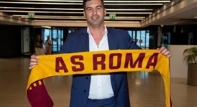 fonseca, nuovo allenatore della Roma