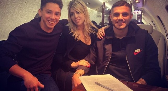 Auriemma su TS: I due nomi importanti citati da Ancelotti sono James e Icardi! C'è il Sì di Wanda se l'Inter vende