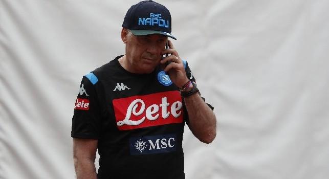 Dimaro 2019, Giorno 1: la telefonata <i>misteriosa</i> di Ancelotti e Zerbin <i>accompagnato dai genitori</i>, la prima rete del ritiro e la tempesta su Carciato