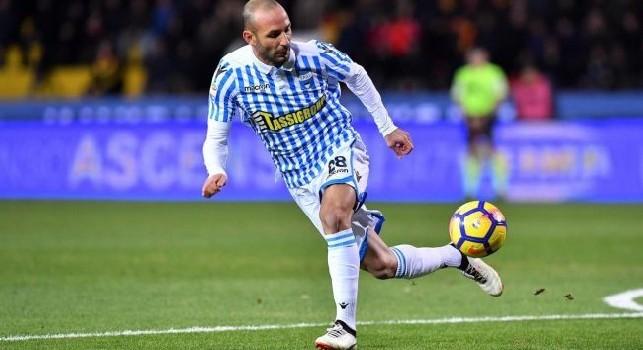 Costa, l'agente: Napoli? Dopo il prestito al Bari potrebbe anche restare in azzurro