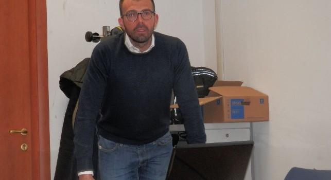 UFFICIALE - Raffaele Canonico nuovo responsabile sanitario della SSC Napoli: il comunicato