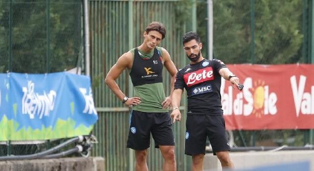 Inglese, l'agente: Roberto voleva giocare titolare, il Napoli ci ha aiutato! La Fiorentina ci ha provato negli ultimi giorni...