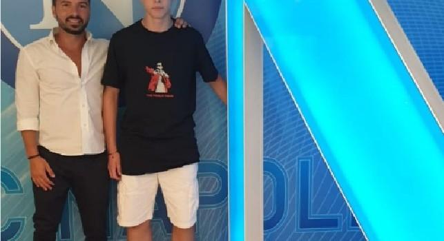 UFFICIALE - Il giovane Manzo è un nuovo calciatore del Napoli [FOTO]