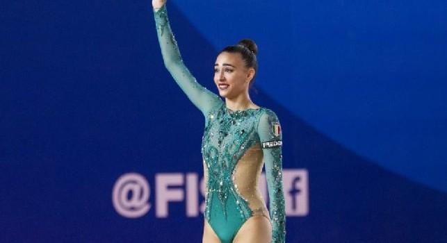 Universiade, PalaVesuvio sold out: domani le finali di ginnastica ritmica con l'azzurra Alessia Russo