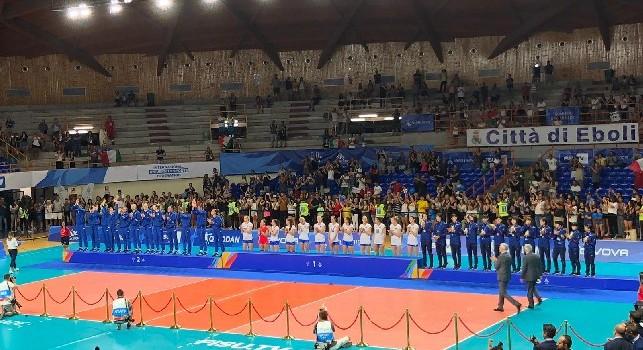 Universiade, è argento per l'Italvolley femminile! La Russia guadagna l'oro, al terzo posto il Giappone