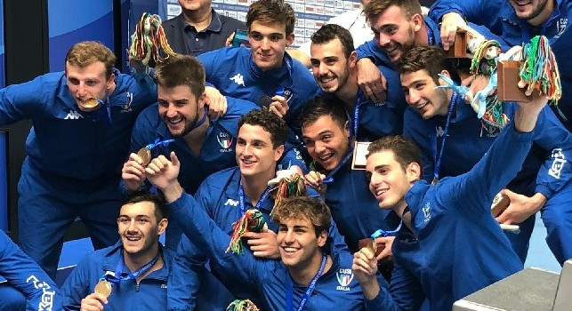 Universiade, pallanuoto: è del settebello l'ultimo oro di Napoli 2019!