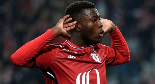 CorSera - Il Napoli lavora su Pépé, il Lille vuole 60-65 milioni: ADL offre una contropartita tecnica