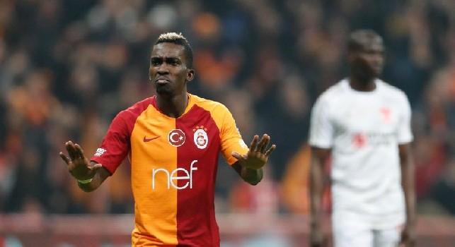 Henry Onyekuru, attaccante nigeriano del Galatasaray in prestito dall'Everton