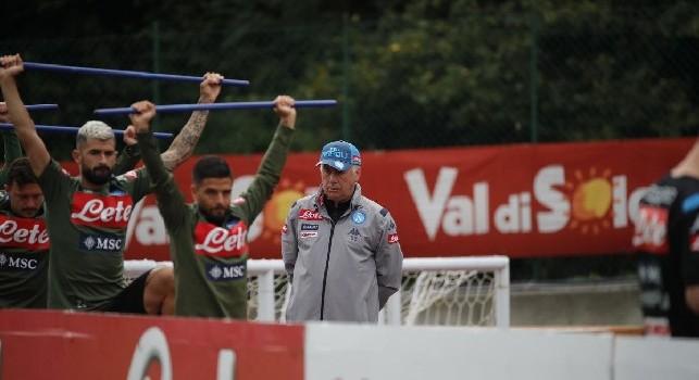 Rossi: Ancelotti è il padrone del territorio, sa cosa serve! Icardi e Milik? Se vuoi competere su più fronti devi avere giocatori equivalenti