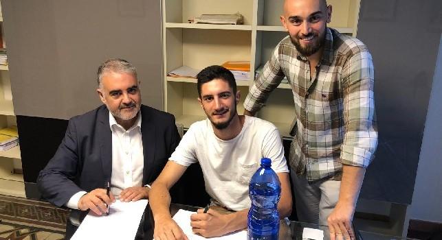 CN24 - Adesso c'è la firma ufficiale, l'ex Primavera Casella giocherà col Messina